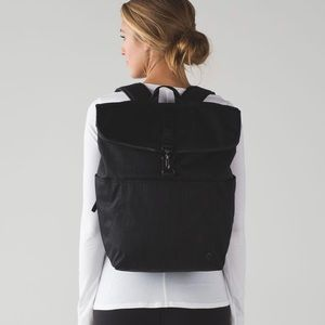 Lululemon Rise and Shine Gym Bag